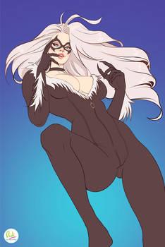 Black Cat - Spiderman - WIP