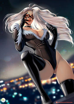 Black Cat Felicia Hardy