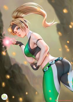 Sonya Blade | Mortal Kombat 3