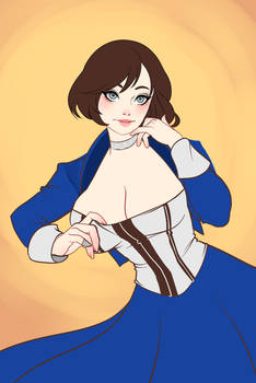 Elizabeth WIP