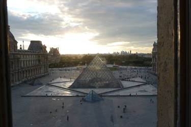 The Pyramid by Acromatic