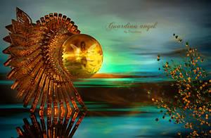Guardian angel by Drezdany