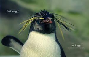 don't worry be happy . by Drezdany