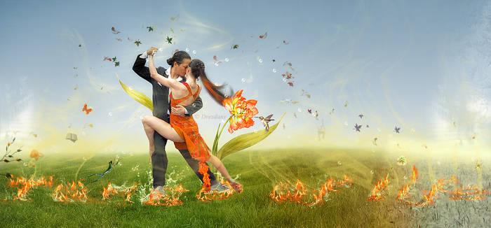 Tango of life