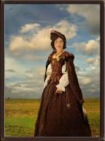 noble lady by Drezdany