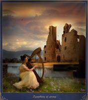 Symphony of spring by Drezdany