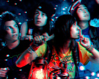 Pierce The Veil by briankdsgn