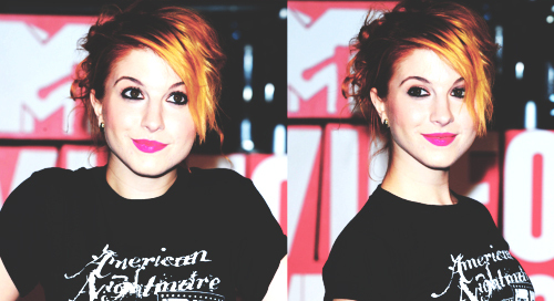 Hayley williams by briankdsgn