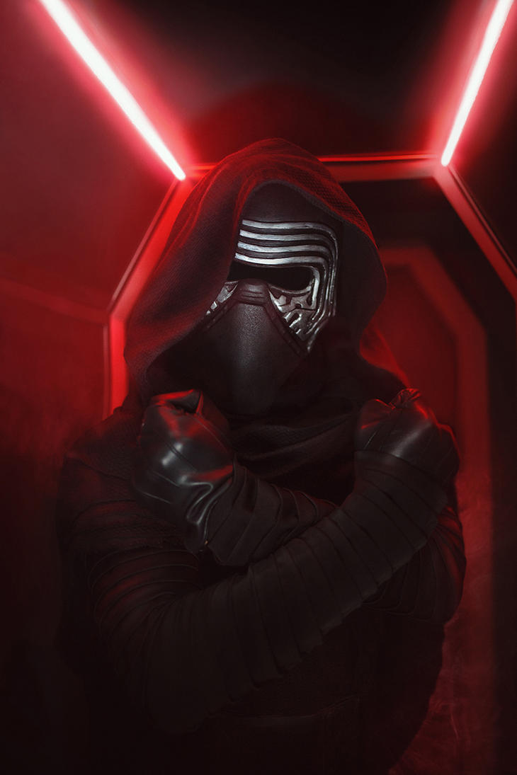 Star Wars Cosplay | Kylo Ren by Mech-Infect