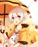 Strawberry Rain by Myul
