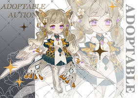 [Adoptable Aution] 01 [Closed]