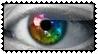 Multicolor eye by Ukyo-Ku