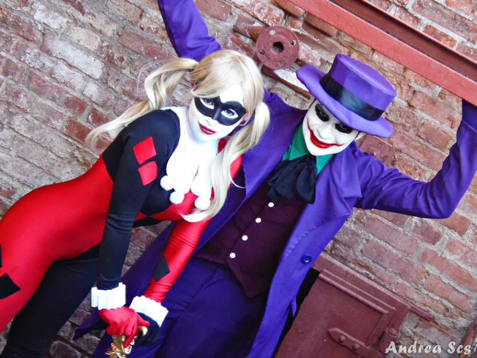 Harley and Joker by Ukyo-Ku