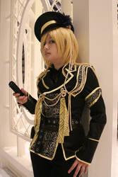Arrest Rose - Kagamine Len by adrian-airya