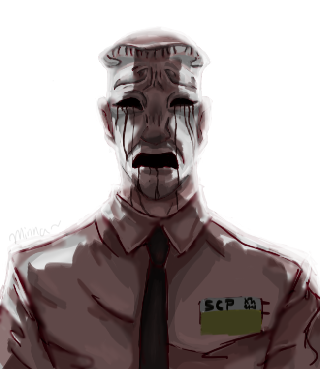Scp-035 by MinnaMew