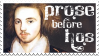 Prose Before Hos - Marlowe by AsheEllwood