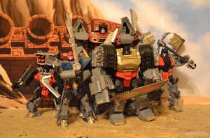 Dinobots 2012 by mrdeflok