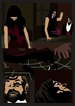 Penny Dreadful page 1