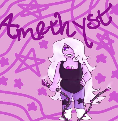 Amethyst by pokemonpuppy1