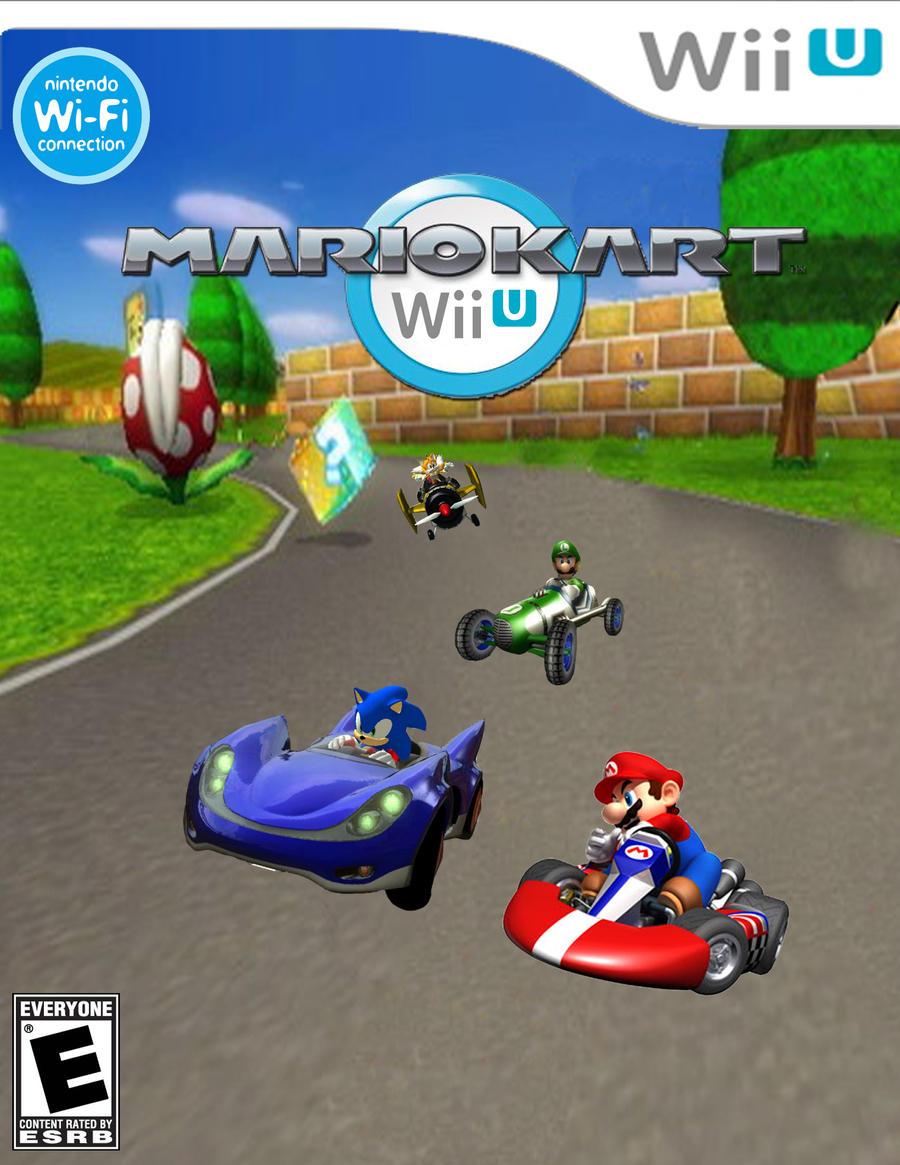 Mario Kart Wii U By 1992zepeda On Deviantart