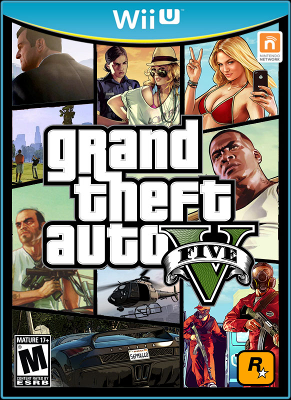 Tema: GTA V para Wii U ¿confirmado?