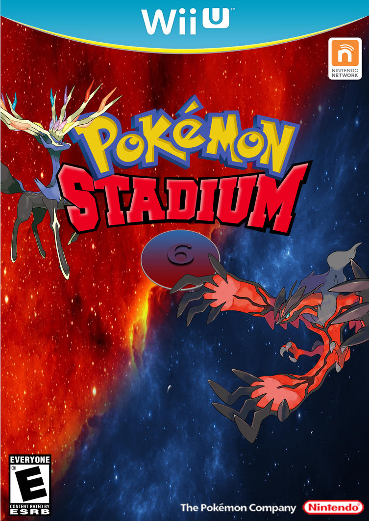 Pokemon Stadium Background Pokemon Stadium 6 by 1...