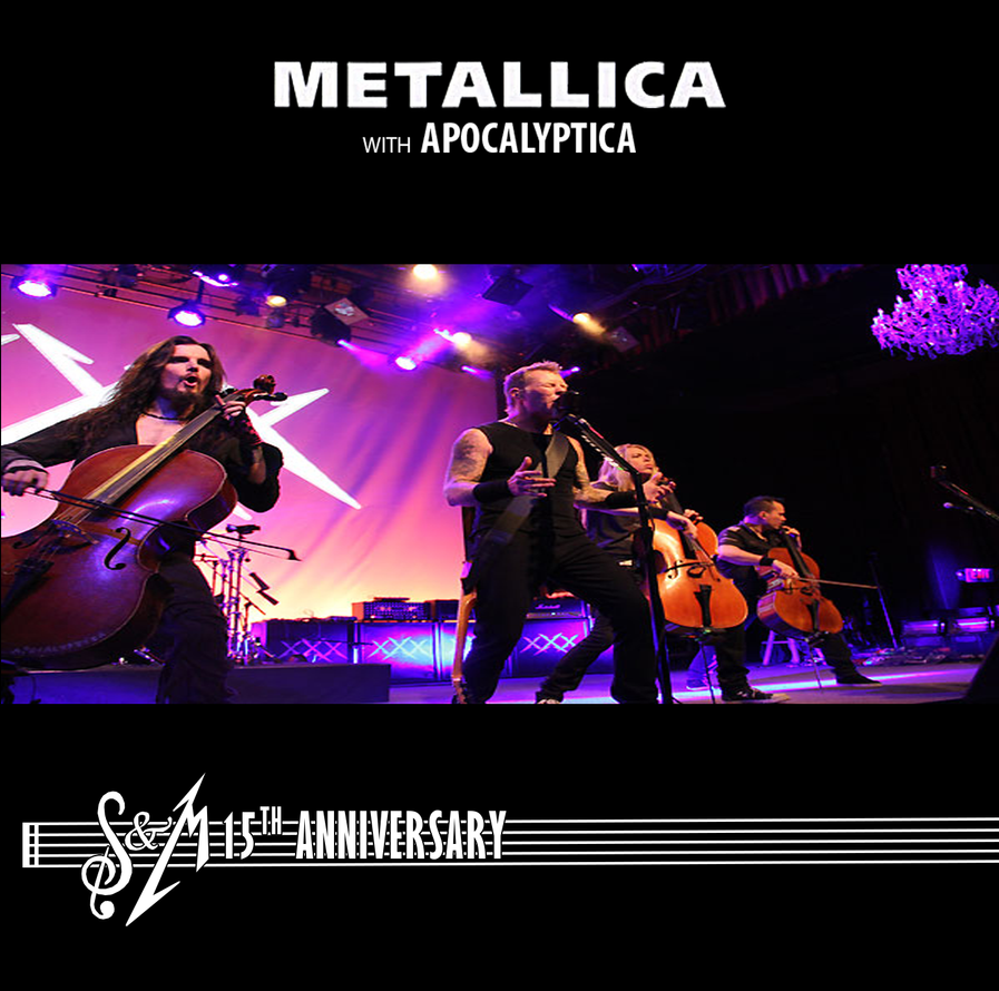 Metallica S And M Tour