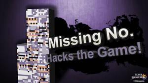 Super Smash Bros. Newcomer: Missing No.