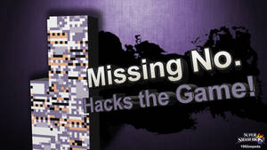 Super Smash Bros. Newcomer: Missing No. by 1992zepeda