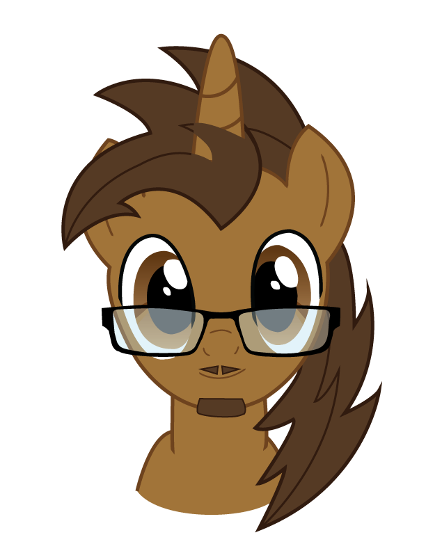 1992zepeda_oc_pony_w__glasses_and_facial