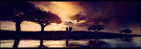Silhouettes by ValentineDemostene