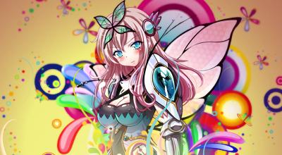 Fairy by ValentineDemostene