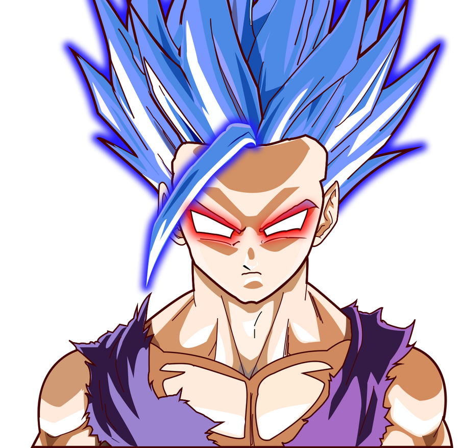 Gohan Super Saiyan God 2 by Godflavoured on DeviantArt