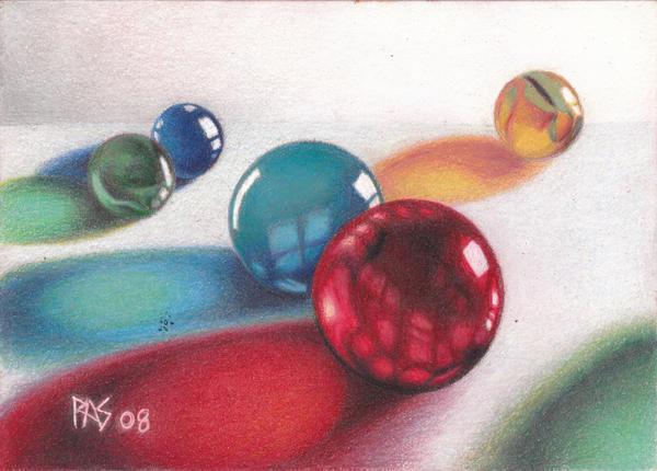 Robert's Marbles by robertsloan2