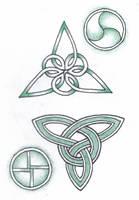 Celtic Patterns by robertsloan2