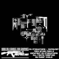 AK Tech Brush Pack 2 by AK-Productions