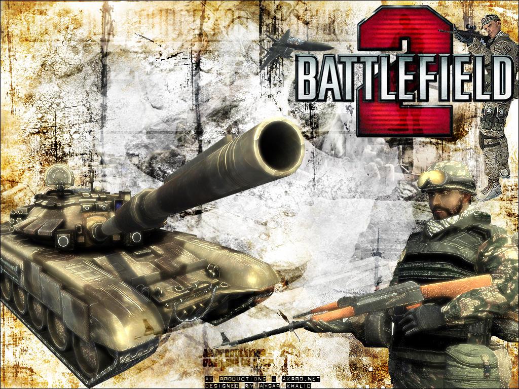 battlefield 2 game wallpaperak-productions on deviantart