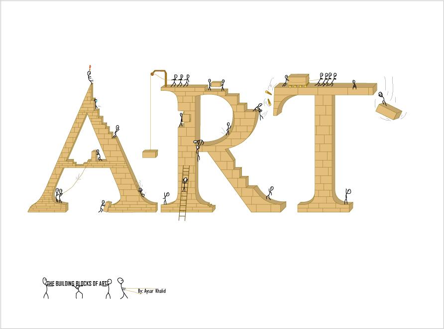 Building Blocks Of Art : The building blocks of art by ak productions on deviantart