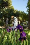 Entre las flores by Abidos