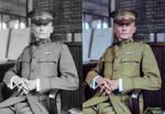 Hiram Bingham III - 1917 - possible inspiration fo