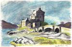 Eilean Donan Castle by WorldsEdge