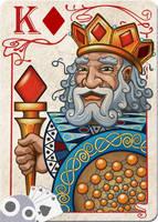 King of Diamonds by WorldsEdge