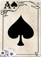 Ace of Spades by WorldsEdge