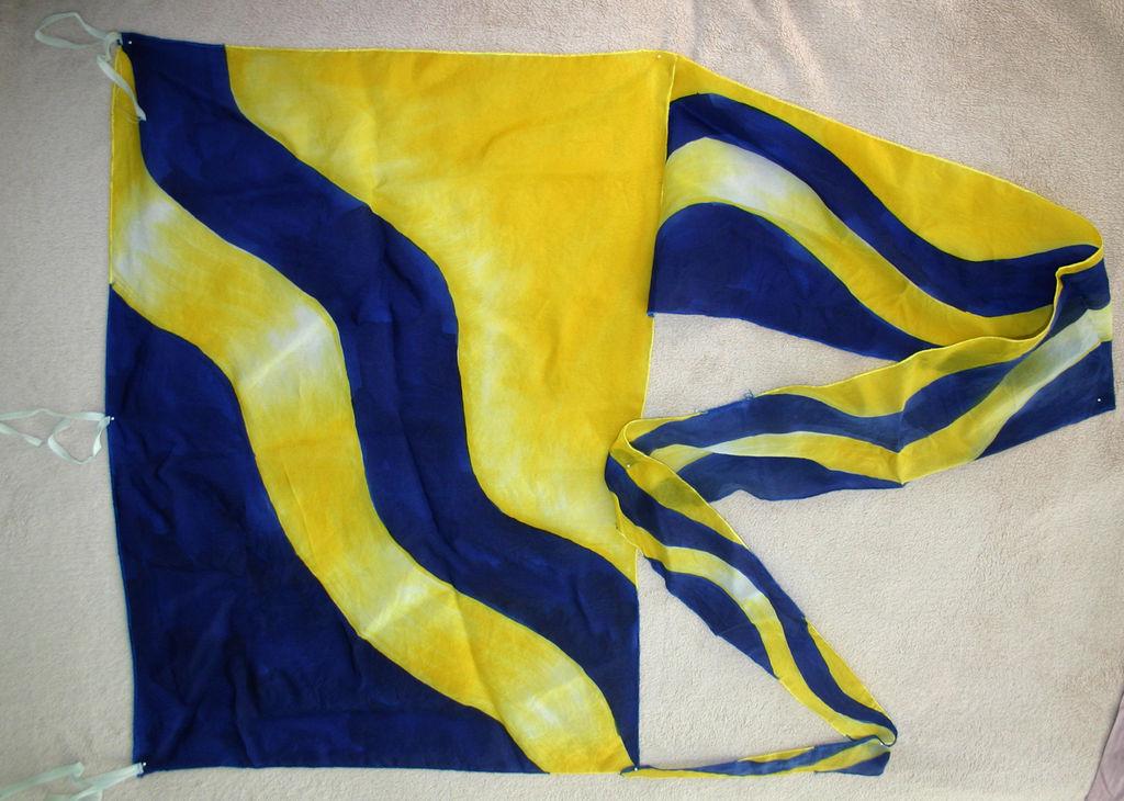 Heraldic Banner by WorldsEdge