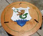 Sea-lion table