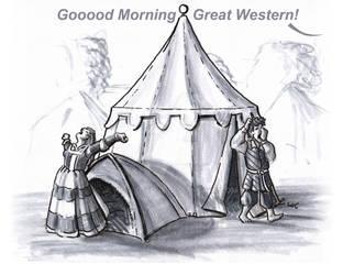 Goood Morning Great Western! by WorldsEdge