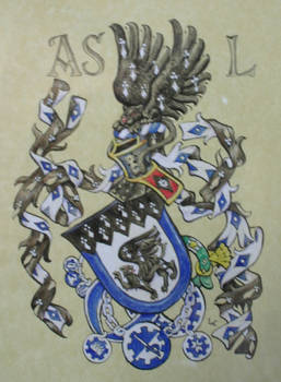 Achievement of Arms