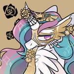 [Commission]Princess Celestia