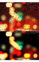 . . Under the rain . . by Exceptional-Mind