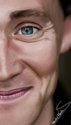 Tom Hiddleston by PainfulFaith